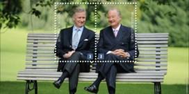 Bpost brengt postzegels uit rond troonswisseling