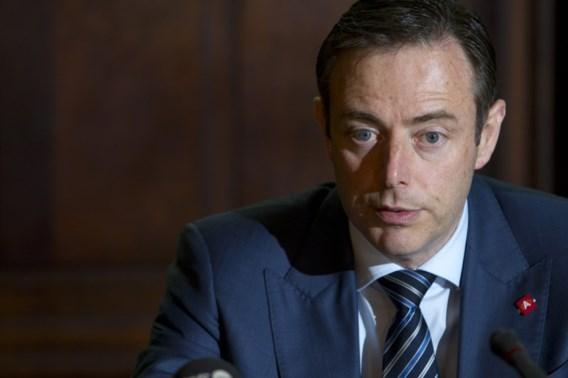 Bart De Wever: 'Liever realistische peiling met mindere resultaten'