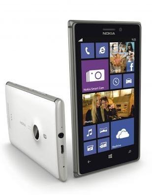 Lumia 925: uitstekend.