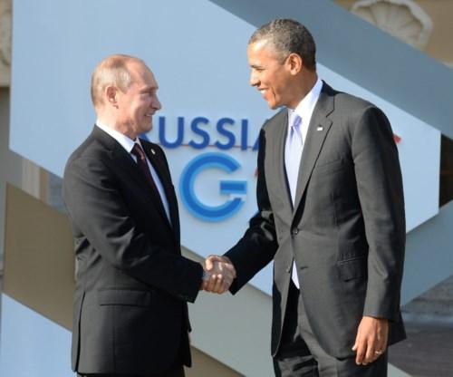 Obama en Poetin uit elkaar gezet aan tafel G20-top