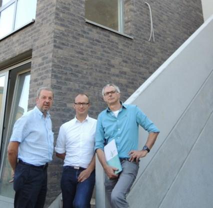 Ranst werkt voor het project nauw samen met de Lierse Maatschappij voor de Huisvesting.
