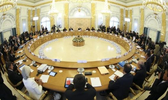 G20 diep verdeeld over Syrië