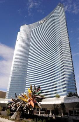 Rafael Viñoly bouwde in Las Vegas ook al een weerspiegelpaleis.