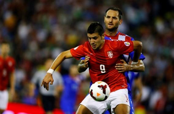Mitrovic zet België op weg naar Brazilië