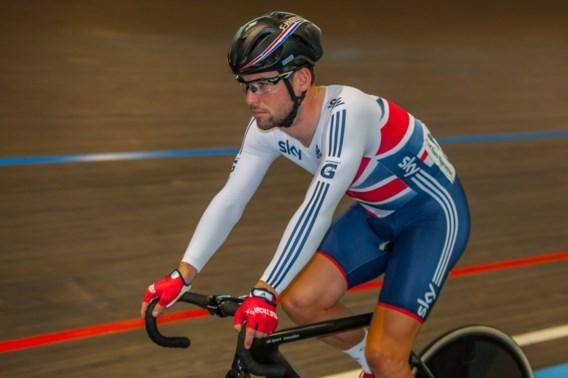 Cavendish tweede op de piste in Gent