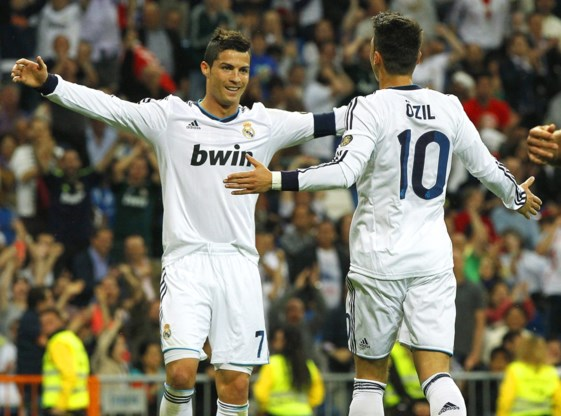 Real Madrid realiseerde half miljard inkomsten