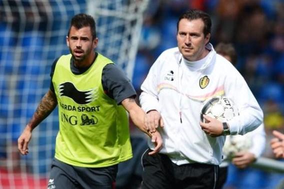 Wilmots verrast met basisopstelling: Defour vervangt Hazard