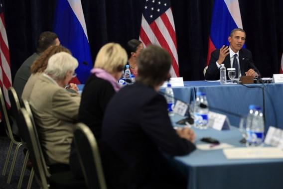 Tien deelnemers G20-top steunen Amerikaanse verklaring over Syrië