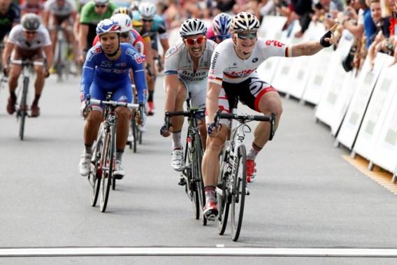 Greipel wint allereerste Brussels Cycling Classic