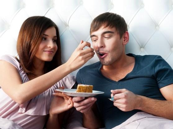 Waarom je je partner beter niet op dieet zet