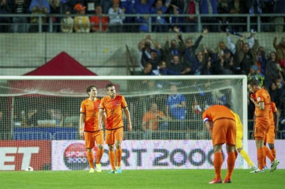 Eerste puntenverlies Oranje sinds 2005 in... Estland