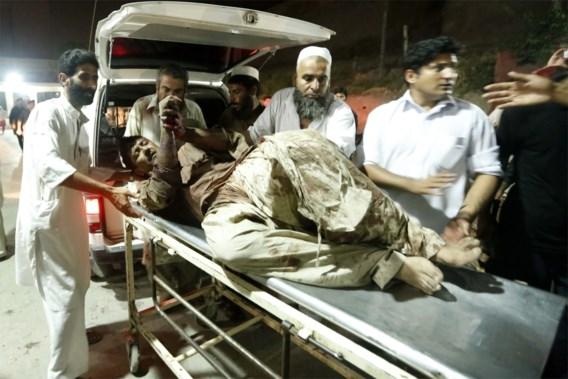 Negen doden bij aanval op minibus in Pakistan