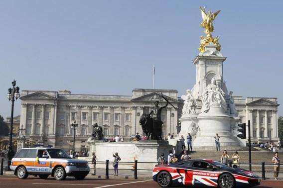 Inbreker gesnapt in Buckingham Palace