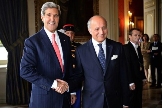 VS en Frankrijk bevestigen wil om door te gaan met militaire actie in Syrië