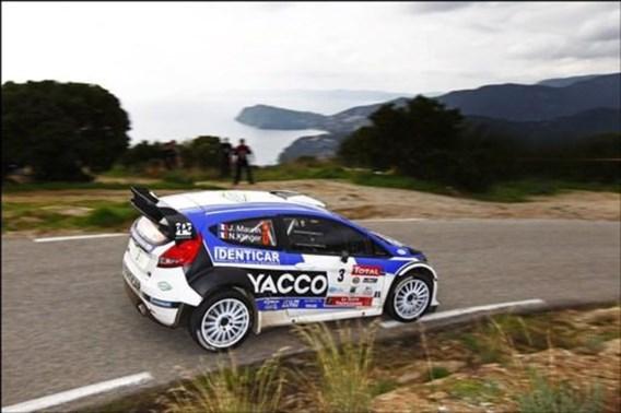 Fransman Maurin wint Rallye Mont Blanc