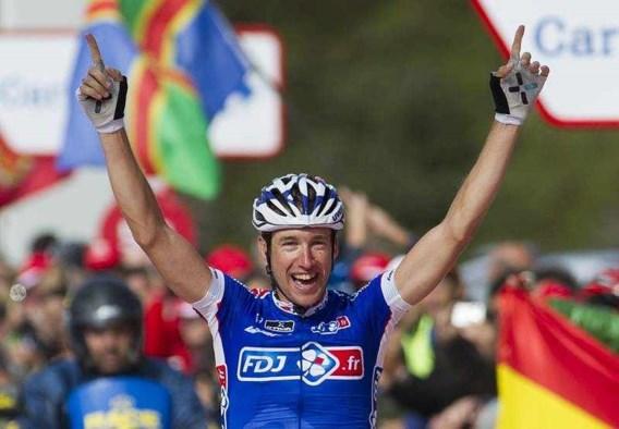 Jonge Fransman wint koninginnenrit Vuelta
