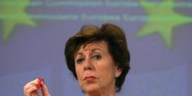 Europese telecomplannen van Kroes onder vuur