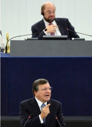 'Welk beeld van Europa zullen jullie de kiezers presenteren? De mythen of de feiten?'