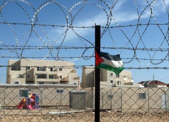 Beitar Illit, een Israëlische nederzetting vlakbij Jeruzalem.