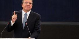 Barroso: 'Er is geen weg terug'