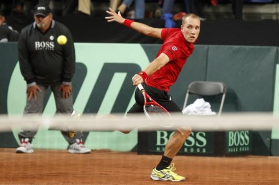 Darcis: 'Beste partij sinds Nadal op Wimbledon'