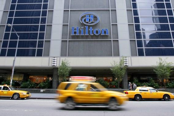 Hilton keert terug naar beurs
