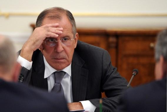 Rusland presenteert vierstappenplan voor vernietiging Syrische chemische wapens
