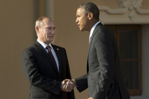Poetin in opmerkelijk opiniestuk: 'Rebellen voerden chemische aanval uit om Amerikaanse reactie uit te lokken'