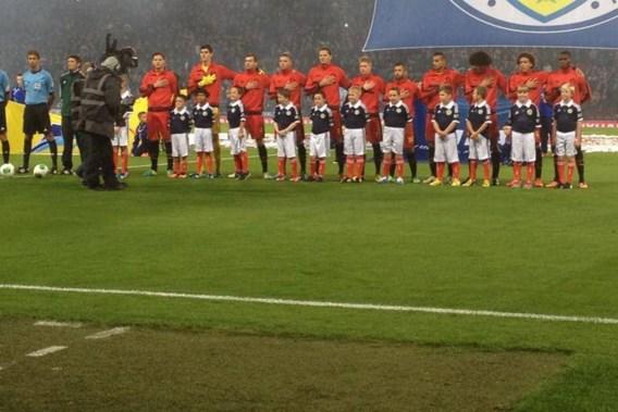 België vandaag zesde op FIFA-ranking