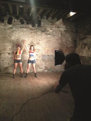 De Standaard undercover bij Femen