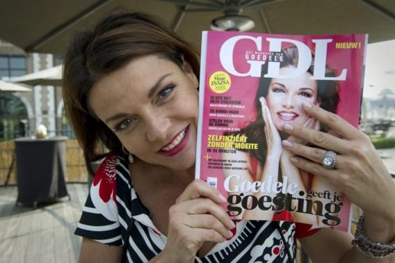 Magazine Goedele Liekens stopt ermee