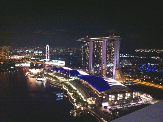 Singapore - We zien wel