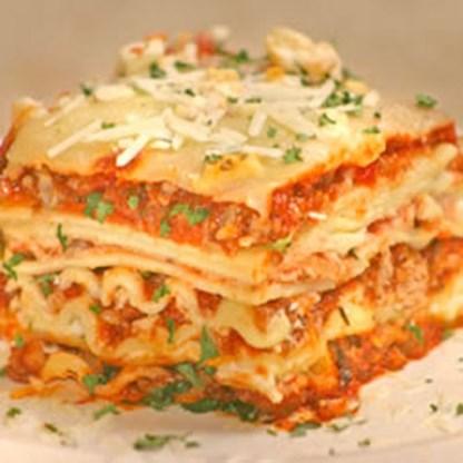 Dit is de beste lasagne ter wereld