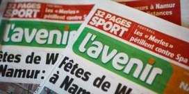 L'Avenir, La Libre en La Dernière Heure verdedigen onafhankelijkheid