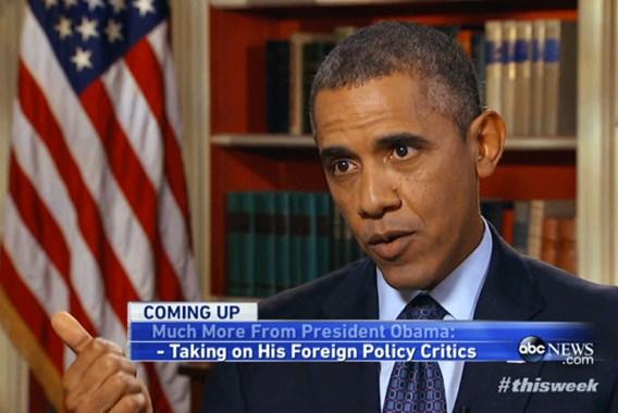 Obama hoeft geen punten voor stijl