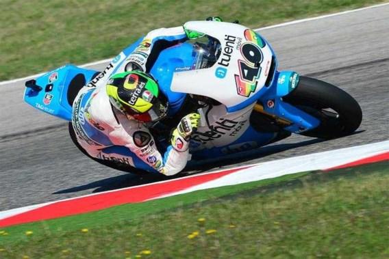 Espargaro zegeviert in Moto2, Siméon achtste