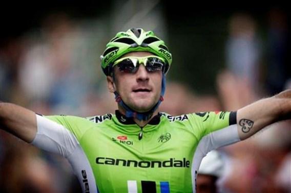 Viviani wint Italiaanse spurt in Ronde van Groot-Brittannië