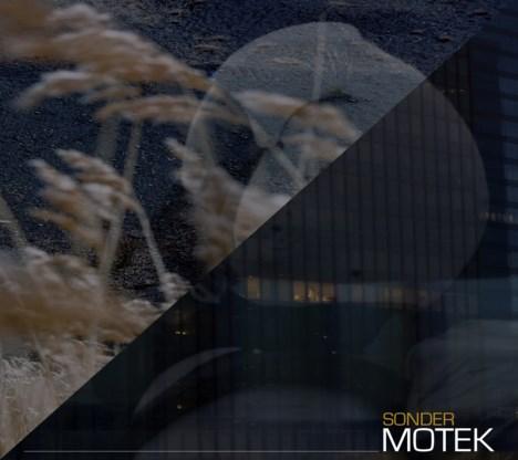Beluister Sonder, het nieuwe album van MOTEK