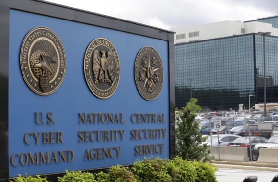 Het hoofdkwartier van de NSA in Fort Meade, Maryland. De Amerikaanse veiligheidsorganisatie zou ook in ons land actief geweest zijn.