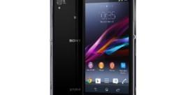 Sony Xperia Z1: topper krijgt bescheiden update