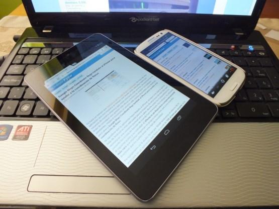 Notities maken tijdens de les: laptop of tablet?