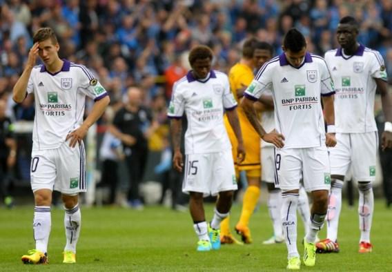 Tot voor kort moest Anderlecht vooral nonchalance vrezen, terwijl het nu bang moet zijn dat het de andere Play-off 1-clubs niet kan overstijgen. Dat kan voor twijfel zorgen.