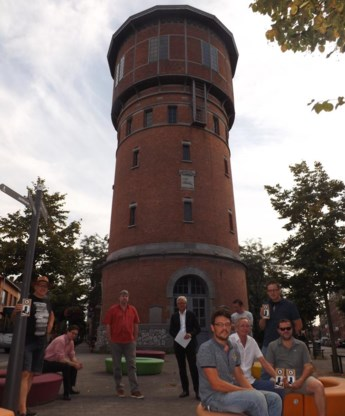 Vzw De Koep wil de watertoren zelf kopen.
