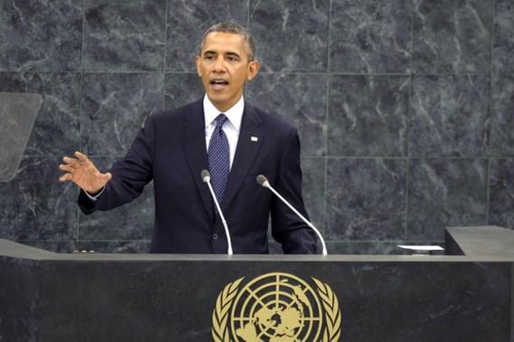 Obama reikt de hand naar Iran in VN-speech