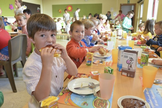 Derde van kinderen ontbijt nooit of slechts af en toe