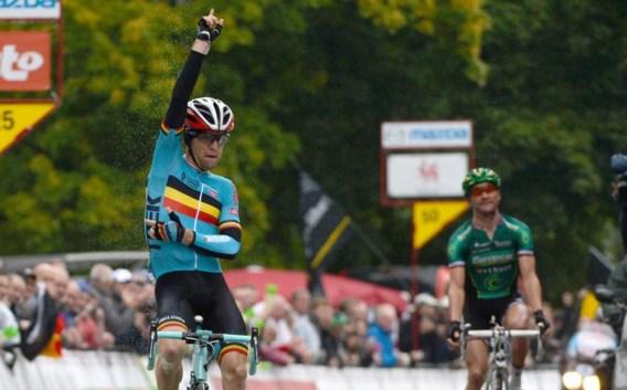 Jan Bakelants won vorige week de GP van Wallonië. Omdat zijn team RadioShack niet deelnam aan de wedstrijd, reed hij in de trui van de Belgische beloften. Op de zijkant van zijn shirt had Bakelants 'Trek' geschreven, de naam van de nieuwe hoofdsponsor van zijn huidige team. Een charmeoffensief dat voorlopig nog geen vruchten heeft afgeworpen.