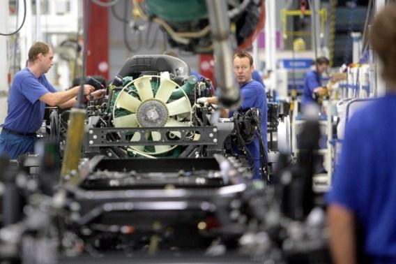 Vakbond nog niet ongerust over Volvo Trucks Gent