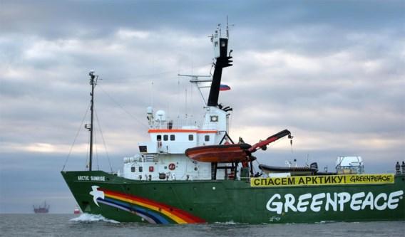 Rusland beschuldigt Greenpeace van piraterij