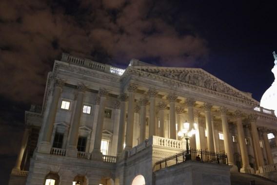 VS stevenen af op bevriezing overheidsuitgaven