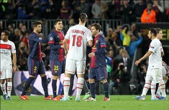Ibrahimovic: 'Ik ben een Ferrari op benzine, Messi één op diesel'